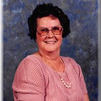 Mrs. Georgia Mae Lindsay