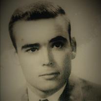 """Robert Earnest """"Speedy"""" Davis Jr."""
