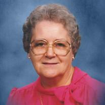 Mrs. Jo Ellen (Roe) Brock