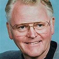 Rev. Arne E. Peterson