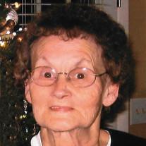 Mrs. Magaline Allred