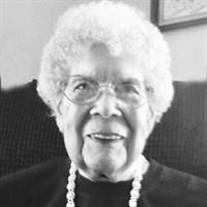 Bessie Benhardus Andersen