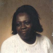 Mrs. Willie B. Williams