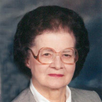 Louise Preston
