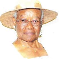 Mrs. Florida Mae Pinder