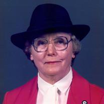 Mrs. Agatha M. Payne