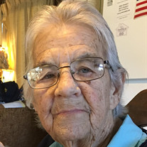 "Mrs. Marianna C. ""Ban"" Cooney age 89, of Starke"