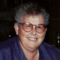 Rev. Carol Lynn Jean Bourns
