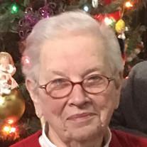 Doris Marie Criddle