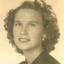 Mrs. Lattis Mae Nason Croft