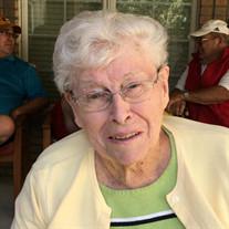 Clara Mae Crawford
