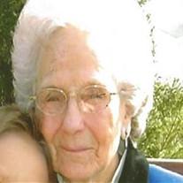 Hazel Loretta Thomas