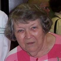 Mary Frances Gilmer
