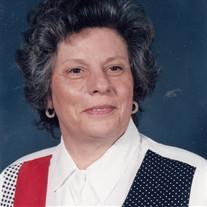 Patsy Ruth Gregory