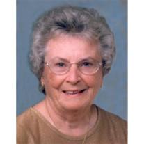 Frances Nellie Breuker (Thompson)