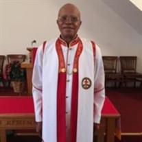 Bishop Elige Sam Green