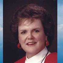 Rev. Mary Todd-Pendergast