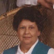 Bettie  Ruth  Fletcher