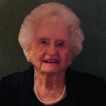Mrs. Winnie Mae Reeves