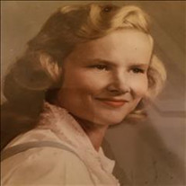 Joyce Jean Bramlett
