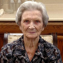 Mrs. Mattie Lou Griffith Magee