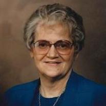 Lucy May Bevan  Clark