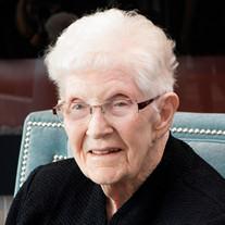 Luella May Wittenburg