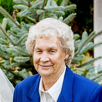 Mrs. Barbara  Jean Currie
