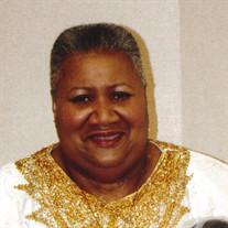 Mrs. Yvwania Richardson