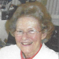 Mary Elizabeth  Scott Alford Evans