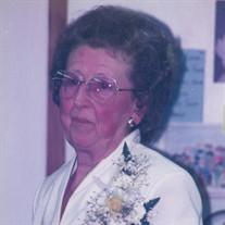 Marion Arlene Dodge