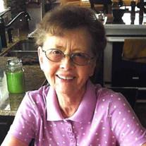 Mrs. Edna Angelin Smith Hall