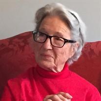 Dorothy Secrist Blosser