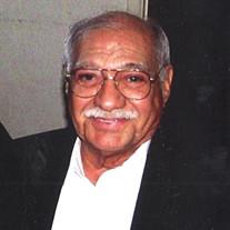 """Jose """"Joe"""" S.  Albarez"""