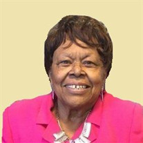 Mrs. Mae Frances Suggs