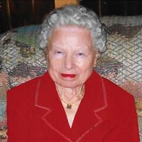 Mrs. Frances Holloman King