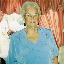 Mrs. Clara Baker