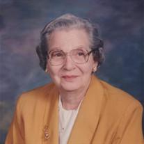 Frances Grace Sentman
