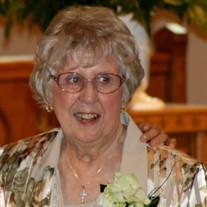 Naomi June McLachlan