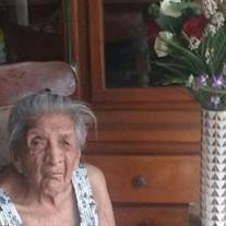 Tomasa Victoriana  Ramirez Mendoza