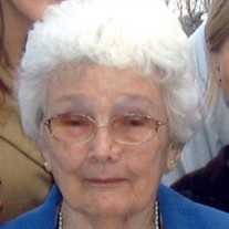 Mrs Evajean Moore Greenlun