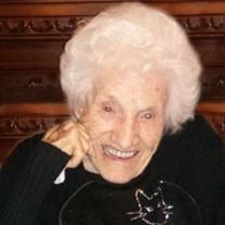 June Louise Richmond Bates