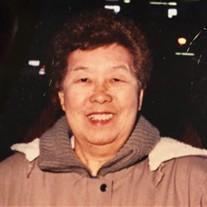 """Masako """"Mako"""" Laura Iwami"""