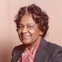 Mrs Julia Johnson Sullivan