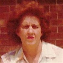 """Margaret """"Peggy"""" Lucille Reagan"""