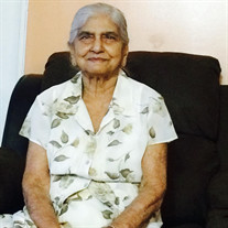 Mrs. Ramdei Sanchal