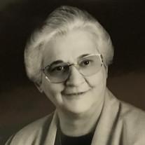 Sister M. Gertrude Paris OSU