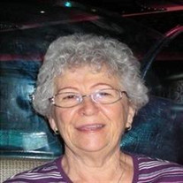 Doris June Streeter