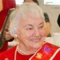 Mrs. Betty Ann Thomas