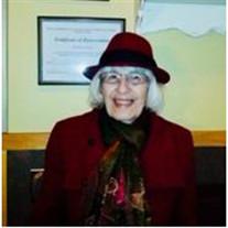 Ms. Roberta Adeline Mitchell